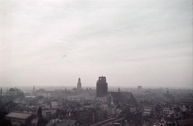 Laurenskerk Binnenrotte Kolk Rotterdam jaren dertig go with the vlo
