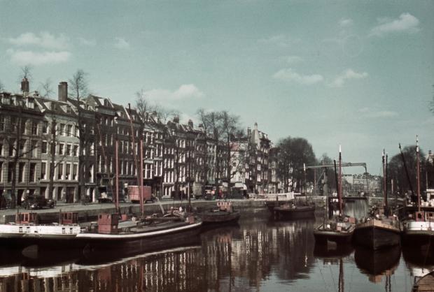 Nieuwehaven Rotterdam jaren dertig Jaap Tieman go with the vlo