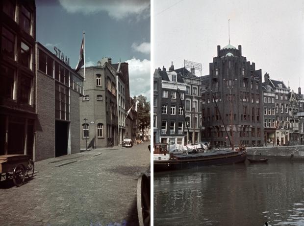 Rotterdam jaren dertig Intermetaal Bierstraat Richard Boske go with the vlo