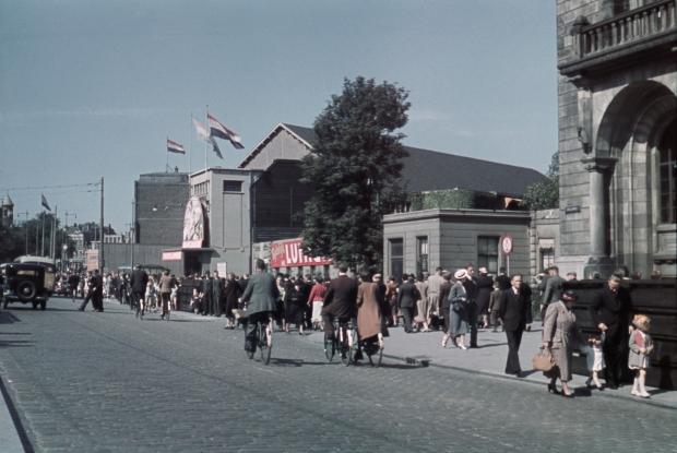 Rotterdam stadhuis Coolsingel jaren dertig Jaap Tieman go with the vlo