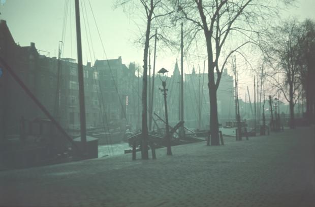 Scheepmakershaven Rederijbrug Rotterdam nostalgie Richard Boske go with the vlo