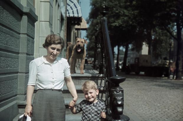 Scheepmakershaven Rotterdam jaren dertig Richard Boske go with the vlo