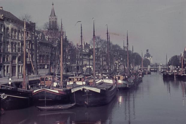 Scheepmakershaven Rotterdam Witte Huis jaren dertig go with the vlo