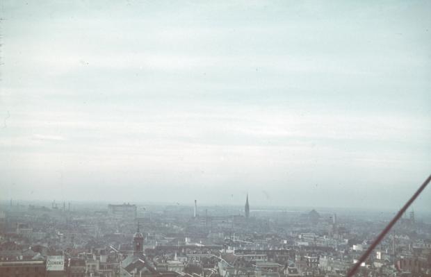Skyline Rotterdam jaren dertig Richard Boske go with the vlo