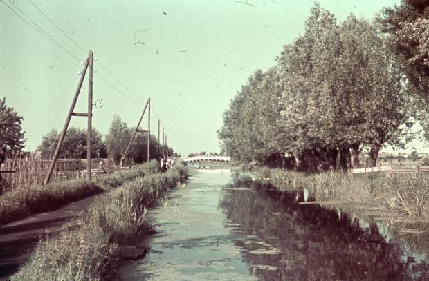 Strekvaart molen de Vier Winden Rotterdam jaren dertig Richard Boske go with the vlo